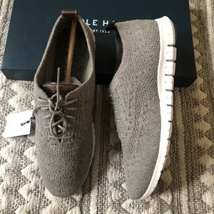 New! Cole Haan Stitch Lite Wool Sneakers